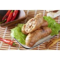 杏鮑菇雞肉香腸